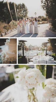 Cream_and_white_wedding!!!