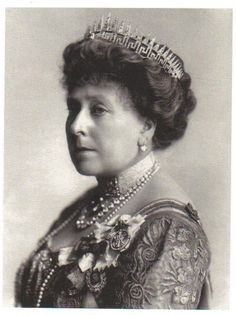 Princess Beatrice of the United Kingdom, Queen Victoria's youngest child and the mother of Queen Ena of Spain