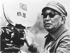 Film director Akira Kurosawa.