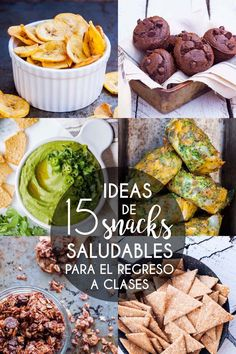 Easy Healthy Recipes, Healthy Snacks, Snack Recipes, Easy Meals, Healthy Eating, Diy Snacks, Easy Food To Make, Food And Drink, Dishes