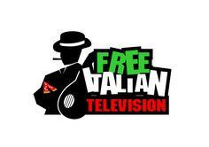 Freeitaliantelevision logo by BAM!!!