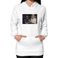 Kanye Taylor Hoodie (on woman) Shirt