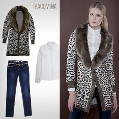 Elegance and animalier print: the perfect match!