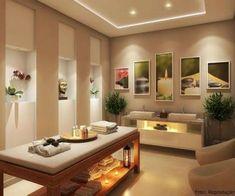 Image result for sala de massagem spa
