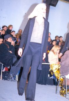 """ Helmut Lang Fall/Winter 1996 """