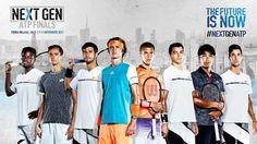 #atp #tennis #news  Coming Soon: #NextGenATP Finals Tickets