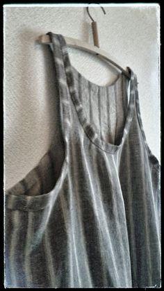 Merchant&Mills/Bantam Dress/Vest 積読と瓶熟: たいへんよくぬいました