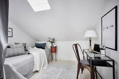 55 kvadrat, http://trendesso.blogspot.sk/2017/01/amazing-and-stylish-scandinavian-attic.html