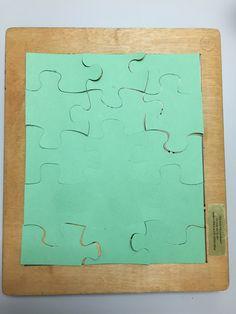 15 piece puzzle.