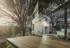 Image 10 of 21 from gallery of Toodyay Shack / Paul Wakelam Architect - A Workshop. Photograph by Luke Carter Wilton