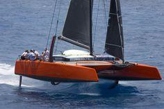 G4 daysailing catamaran – DNA performance sailing
