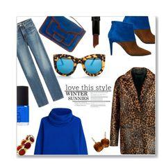 """Winter Style"" by jckallan ❤ liked on Polyvore featuring мода, Illesteva, rag & bone, AG Adriano Goldschmied, Diane Von Furstenberg, Pierre Hardy, NARS Cosmetics, Lord & Berry, Pomellato и Ippolita"
