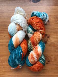 100g balls Sepia Brown 100/% Pure Merino Chunky knitting Wool Yarn crochet etc.