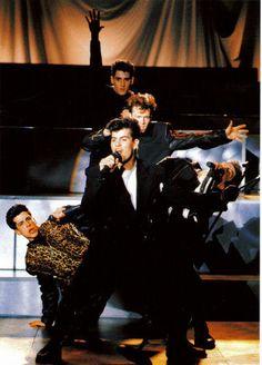 nkotb... Step By Step... 1990