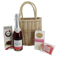 Fabulous Foxy Fizz & Devilish Chocolate Basket we have a wonderful selection of home and gift ideas all with free delivery at www.serendipityhomeinteriors.com