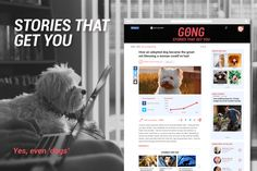 Gong says it's cracked news personalization