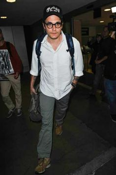#JohnMayer is seen at #LAX airport on January 08, 2014 in Los Angeles. Check out Celebs Spotted at LAX - Los Angeles Airport: http://celebhotspots.com/hotspot/?hotspotid=4954&next=1