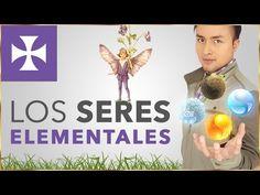 Los seres elementales: GNOMOS, ONDINAS, SILFOS, SALAMANDRAS - Lección No. 7 - Yo Soy Espiritual - YouTube