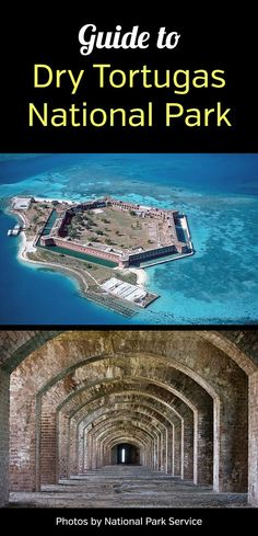 Guide to Dry Tortugas National Park. The best photography opportunities and how to get amazing travel, landscape, nature, and wildlife photos at the beautiful and unique park. Fort Jefferso, Florida Keys, Key West, Gulf of Mexico, ferry, boat, floatplane, flight, camping, snorkeling, scuba diving, sunset, sunrise, dark night sky. #traveltips #travelling #travelphotography #naturephotography #nationalparks