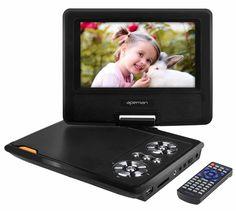 APEMAN 7.5'' PV1060 Portable DVD Player