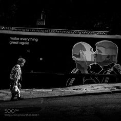 Big kiss and real life. by EdgarasV
