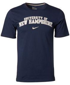 Nike Men's Short-Sleeve New Hampshire Wildcats Classic Arch 2 T-Shirt