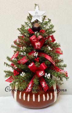 Ohio State Tree Ohio State Christmas Ohio by CrookedTreeCreation