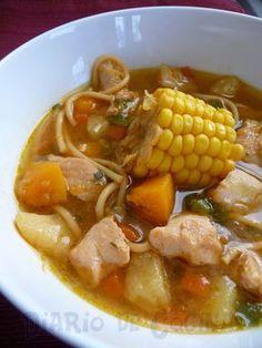 You searched for – Mi Diario de Cocina Soup Recipes, Cooking Recipes, Healthy Recipes, Chilean Recipes, Chilean Food, Brunch, International Recipes, Chana Masala, Soul Food