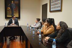 Contextos Regionales: DIALOGA SECRETARIO DE EDUCACIÓN CON NORMALISTAS