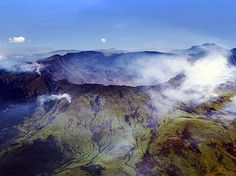 The biggest eruption in history occurred in 1815, the eruption of Mount Tambora on Sumbawa island in Indonesia....