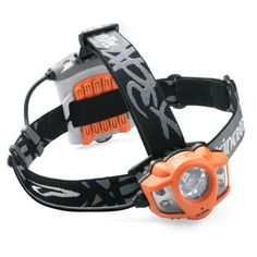 Frontal lamp for caving and mountain