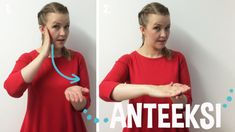 Pikku Kakkosen viitottuja loruja | Pikku Kakkonen | Lapset | yle.fi Montessori, Languages, Idioms