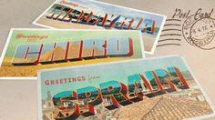 Postcard from Sprain, Allianz Insurance , MercerBell, Sydney, Allianz, Print, Outdoor, Ads