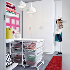 Get sorting and stacking with ALGOT #IKEA #joyofstorage #WonderfulEveryday