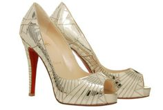 My favorite Christian Louboutins Style: Very Galaxy  $1295