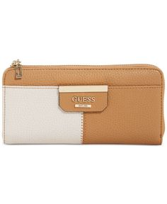 Guess Bobbi Slim Zip Wallet
