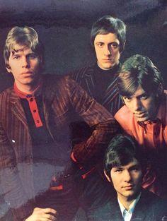 THE MOTIONS ... was een Haagse Nederbietband band, in 1964 opgericht door Henk Smitskamp (basgitaar), Robbie van Leeuwen (gitaar), Rudy Bennett (zang) en Sieb Warner (drums). De band werd in 1970 opgeheven.