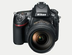 Nikon D800. Taking photos and hard drive space requirements to new heights.