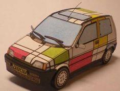 Fiat Cinquecento Paper Car Free Vehicle Paper Model Download - http://www.papercraftsquare.com/fiat-cinquecento-paper-car-free-vehicle-paper-model-download.html#143, #Car, #Cinquecento, #Fiat, #FiatCinquecento, #PaperCar, #VehiclePaperModel