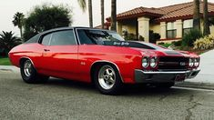 pics I take are tagged mine. 70 Chevelle Ss, Chevrolet Chevelle, Camaro Ss, Best Muscle Cars, American Muscle Cars, Cool Trucks, Cool Cars, Classic Car Restoration, Sweet Cars