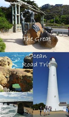 The Great Ocean Road Trip ~ Globeblogging Australia Travel Guide, Visit Australia, Australian Road Trip, Work Abroad, Road Trip Hacks, Travel Guides, Travel Tips, Where To Go, Travel Inspiration