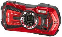 リコーイメージング 水深12mでのフルHD動画撮影も可能なコンパクトデジタルカメラ「WG-30」と、Wi-Fi機能内蔵モデル「WG-30W」を発表