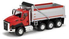 Construction - NORSCOT - 55502 - Caterpillar CT660 Dump Truck
