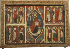 Frontal de altar de Farrera | Museu Nacional d'Art de Catalunya