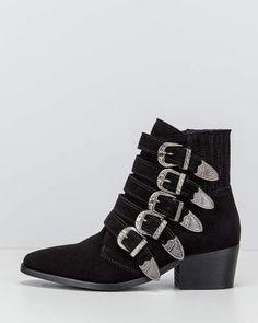 Pavement Puk støvle