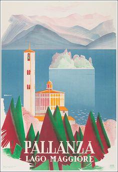 Pallanza, Lago Maggiore