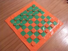 duct tape ideas | Duct Tape Checkerboards  If you like Duct Tape please follow our boards!