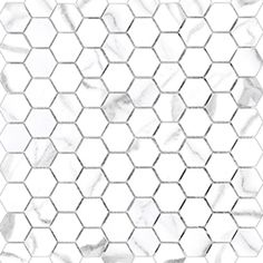Mayfair Statuario Hexagon Mosaic