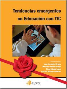 Día del Libro: descarga gratis Tendencias emergentes en Educación con TIC