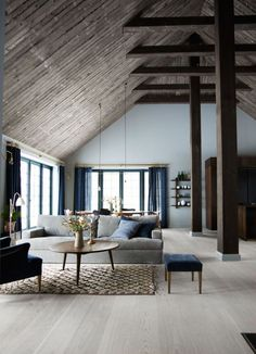 Modern Danish Barn House | Archiscene